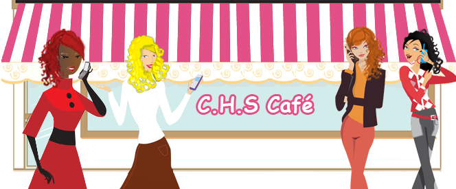 Curly Hair Sisters C.H.S Cafe Girls